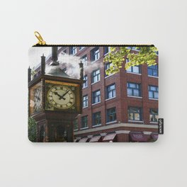 Gastown Steam Clock - Vancouver Carry-All Pouch