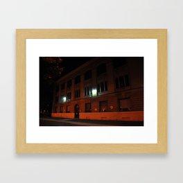 Precision Framed Art Print