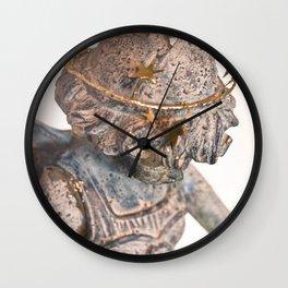 Dreamland Faerie (Lens Flair) Wall Clock