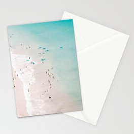 beach - summer love II Stationery Cards
