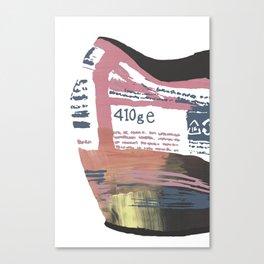 410g Canvas Print