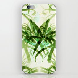 That  Bamboo  look.... iPhone Skin