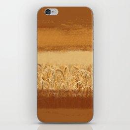 Wheaten iPhone Skin