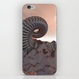 Creature of The Mountain iPhone Skin