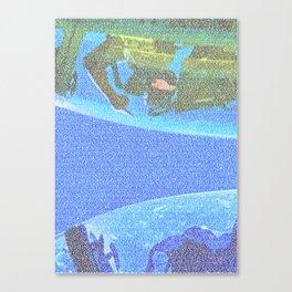 Top Gun Screenplay Print Canvas Print