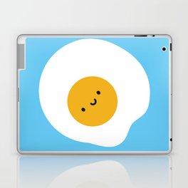 Kawaii Fried Egg Laptop & iPad Skin