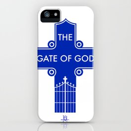 The Gate Of God iPhone Case