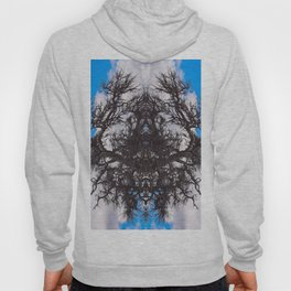 A Network of Trees in the Sky Hoody