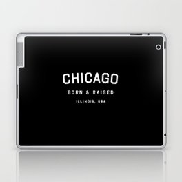 Chicago - IL, USA (Arc) Laptop & iPad Skin