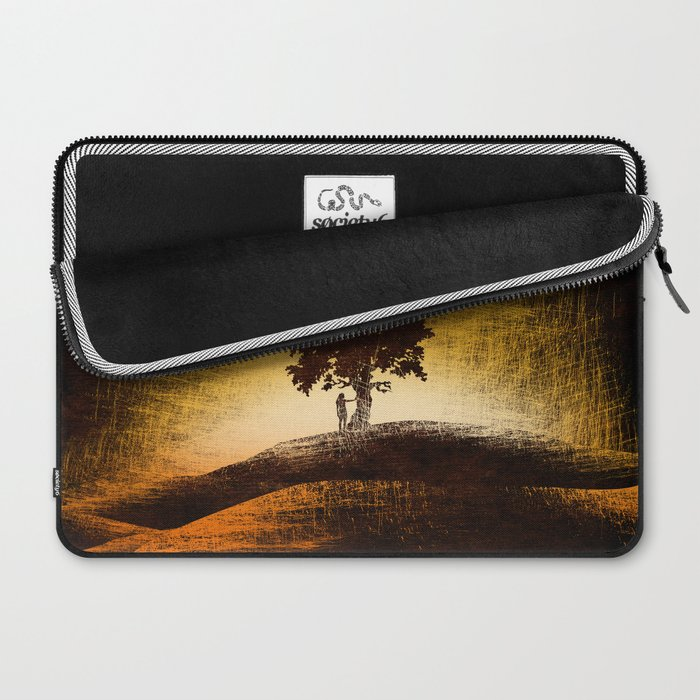 fire walk with me Laptop Sleeve
