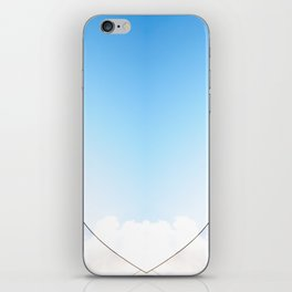 Abstract Sailcloth c3 iPhone Skin