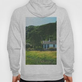 Cottage By the Sea Hoody