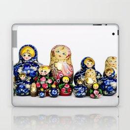 Babushka nesting dolls Laptop & iPad Skin