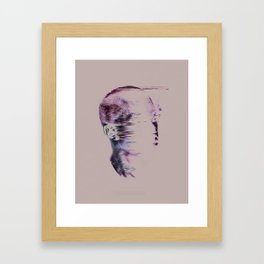 Misconstrued Ye  Framed Art Print