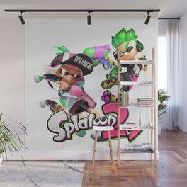 Splatoon 2 Wall Mural