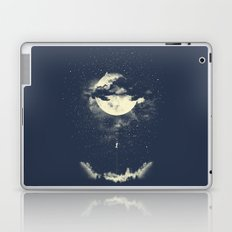 MOON CLIMBING Laptop & iPad Skin