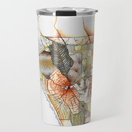 Tapestry Travel Mug