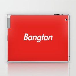 BTS Bangtan Box Logo Laptop & iPad Skin