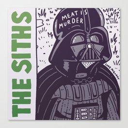 The Siths Canvas Print