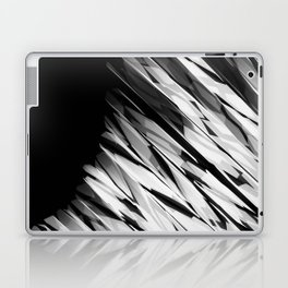 Abstract Pattern B&W1 Laptop & iPad Skin