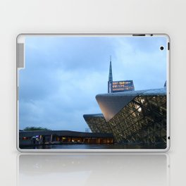 Zaha H A D I D | architect | Guangzhou Opera House Laptop & iPad Skin
