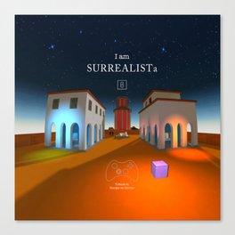 SURREALISTa Canvas Print