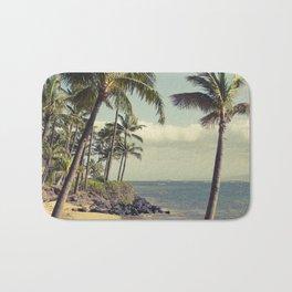 Maui Lu Beach Kihei Maui Hawaii Bath Mat