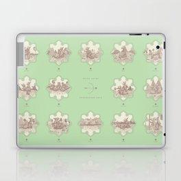 Endangered Love - Rhino Sutra Laptop & iPad Skin