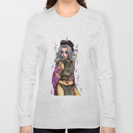 Hipster Witch Long Sleeve T-shirt
