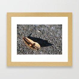 Leaf 2 Framed Art Print