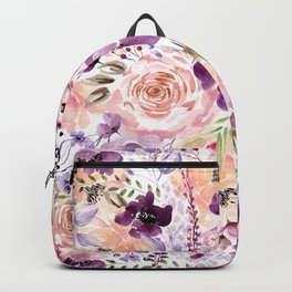 Floral Chaos Backpack
