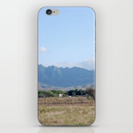 The Bystander iPhone Skin