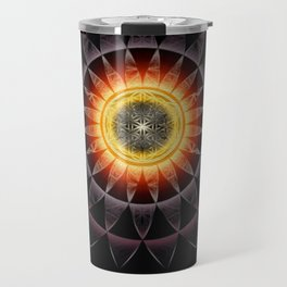 Black Hole Sun2018 Travel Mug