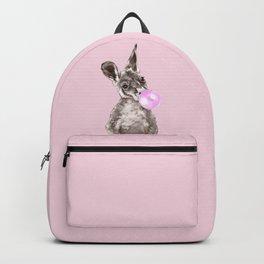 Bubble Gum Baby Kangaroo Backpack