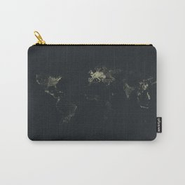 All the cities in the world Carry-All Pouch