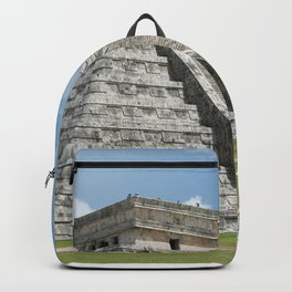 Chichen Itza, El Castillo 1 Backpack