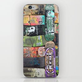 Boards were made to  be broken iPhone Skin