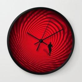 Into The Unknown CVII - Escape II Wall Clock