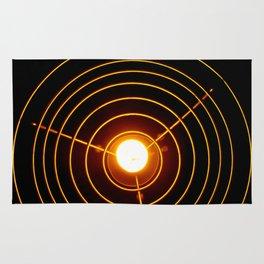 Sun At the Center Rug