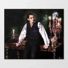 Sir Thomas Sharpe - Crimson Peak V (Full Version) Canvas Print