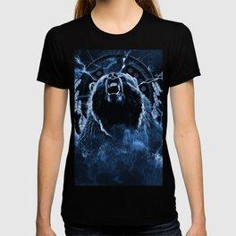CHIEF CHARGING BEAR T-shirt
