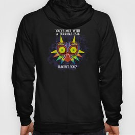 Majora's Mask Splatter (Quote) Hoody