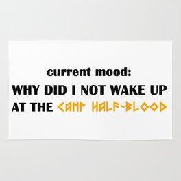 Camp Half-Blood (Percy Jackson) Rug