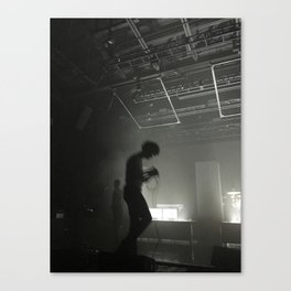 Matty Healy Canvas Print