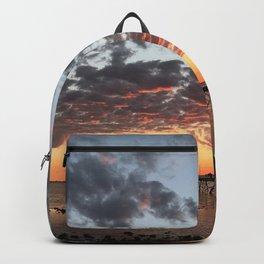 Western Australian Sunset Backpack