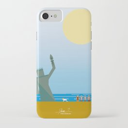 Planet of the Apes iPhone Case