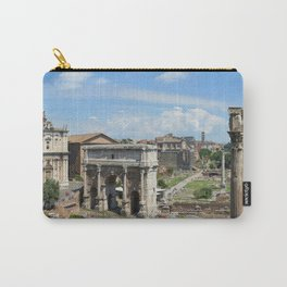 Roman Forum (Rome, Italy) Carry-All Pouch