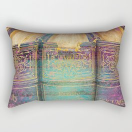 392 9 Fairytale Books Rectangular Pillow
