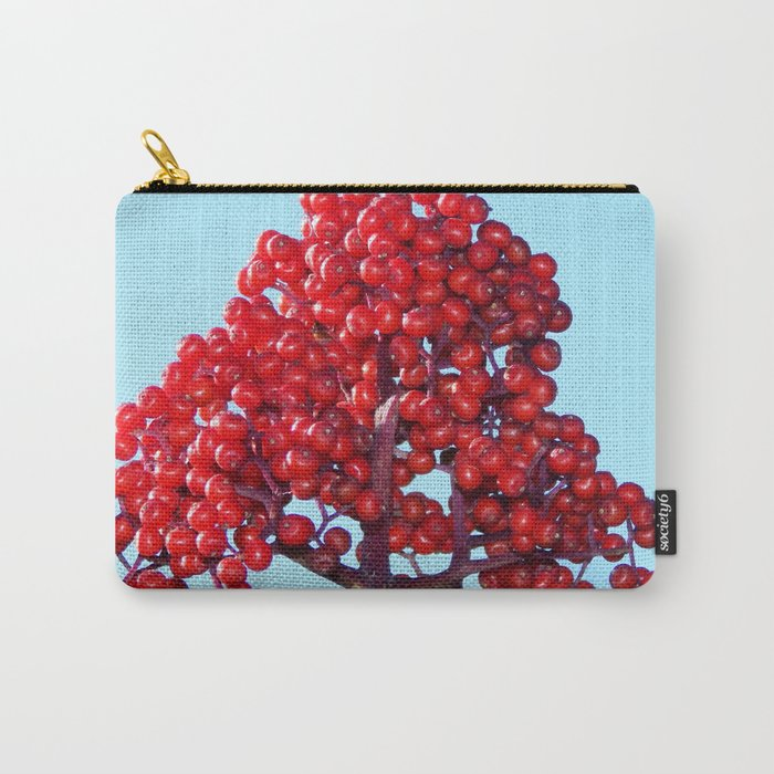 Rowan Berries Carry-All Pouch