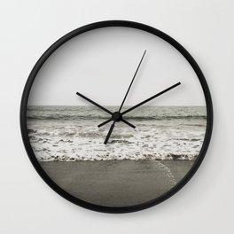 muir beach Wall Clock